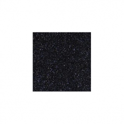 Papier pailletté noir BLACK