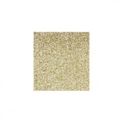 Papier pailletté or clair NL BRIGHT GOLD