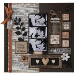 Tampon bois CADRE UNIQUE ET SPÉCIAL par Florilèges Design. Scrapbooking et loisirs créatifs. Livraison rapide et cadeau dans ...