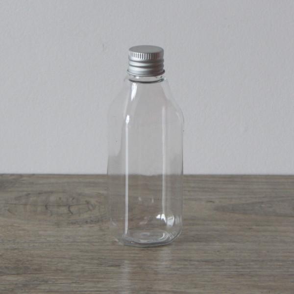Petite bouteille en plastique