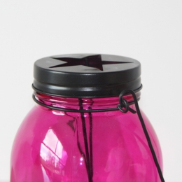 PROMO de -70% sur Lanterne bocal roseOK Cook and Gift