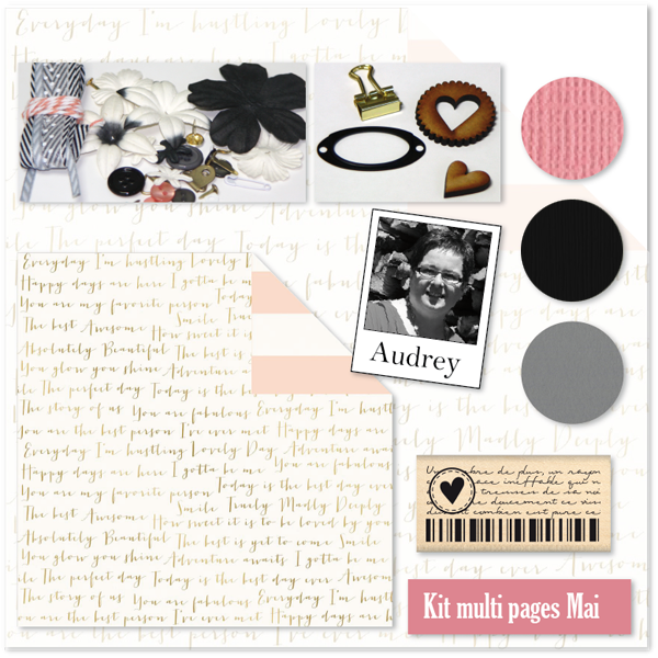 KIT MULTI PAGES MAI 2015
