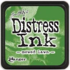 Encre Mini Distress MOWED LAWN par Ranger. Scrapbooking et loisirs créatifs. Livraison rapide et cadeau dans chaque commande.