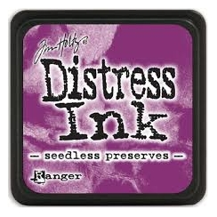 Encre Mini Distress SEEDLESS PRESERVES