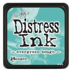 Encre Mini Distress EVERGREEN BOUGH