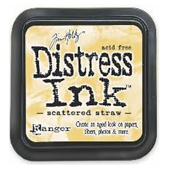 Parfait pour créer : Encre Mini Distress SCATTERED STRAW par Ranger. Livraison rapide et cadeau dans chaque commande.