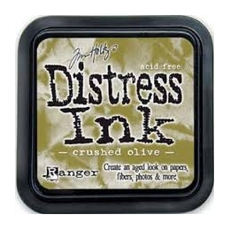 Encre Mini Distress CRUSHED OLIVE
