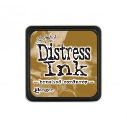 Encre Mini Distress BRUSHED CORDUROY par Ranger. Scrapbooking et loisirs créatifs. Livraison rapide et cadeau dans chaque com...