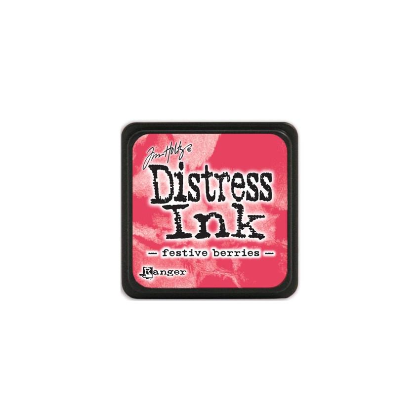 Encre Mini Distress FESTIVE BERRIES