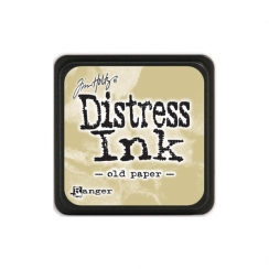 Encre Mini Distress OLD PAPER