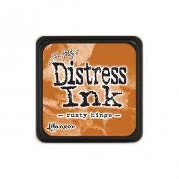 Parfait pour créer : Encre Mini Distress RUSTY HINGE par Ranger. Livraison rapide et cadeau dans chaque commande.