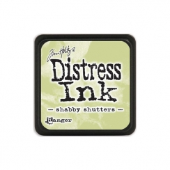 Parfait pour créer : Encre Mini Distress SHABBY SHUTTERS par Ranger. Livraison rapide et cadeau dans chaque commande.
