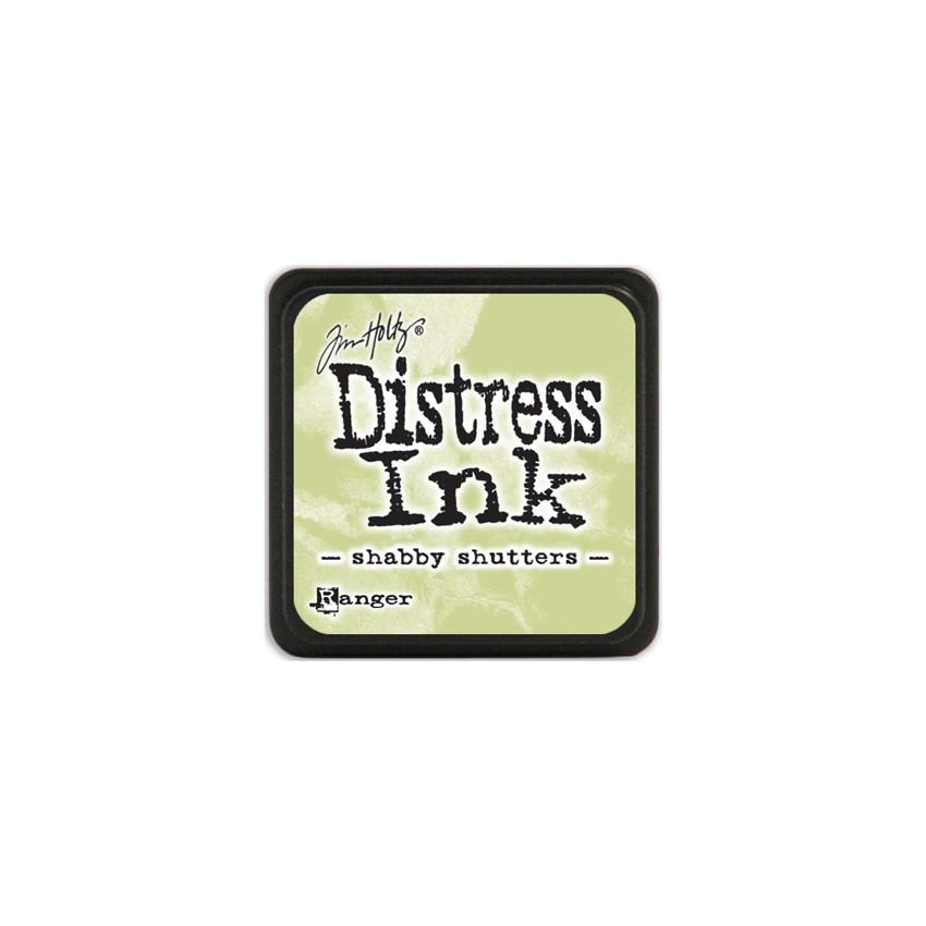 Encre Mini Distress SHABBY SHUTTERS