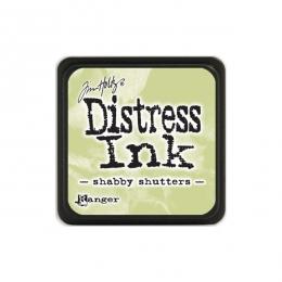 Encre Mini Distress SHABBY SHUTTERS par Ranger. Scrapbooking et loisirs créatifs. Livraison rapide et cadeau dans chaque comm...