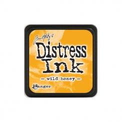 Encre Mini Distress WILD HONEY par Ranger. Scrapbooking et loisirs créatifs. Livraison rapide et cadeau dans chaque commande.