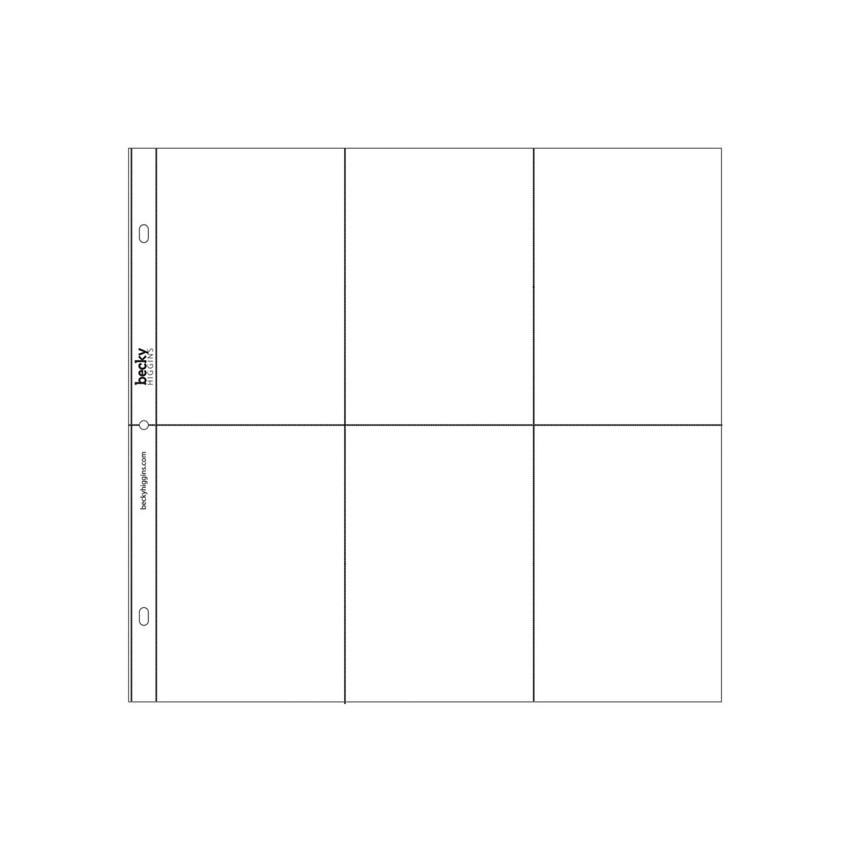 Photo Pocket Pages Design L