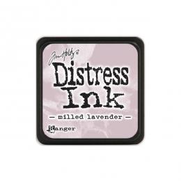 Encre Mini Distress MILLED LAVENDER par Ranger. Scrapbooking et loisirs créatifs. Livraison rapide et cadeau dans chaque comm...