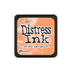 Encre Mini Distress DRIED MARIGOLD