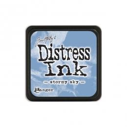 Parfait pour créer : Encre Mini Distress STORMY SKY par Ranger. Livraison rapide et cadeau dans chaque commande.