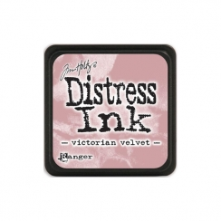 Encre Mini Distress VICTORIAN VELVET