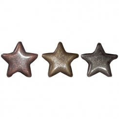 Petits brads étoiles