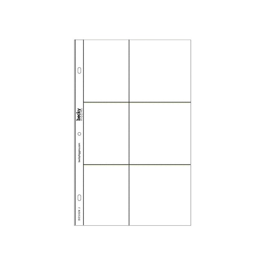Parfait pour créer : Pochettes Photo Pocket Pages Design J par American Crafts. Livraison rapide et cadeau dans chaque commande.