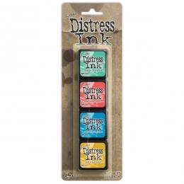 Encres Mini Distress KIT n°13 par Ranger. Scrapbooking et loisirs créatifs. Livraison rapide et cadeau dans chaque commande.