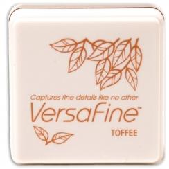 Encre Versafine Cube TOFFEE par Tsukineko. Scrapbooking et loisirs créatifs. Livraison rapide et cadeau dans chaque commande.