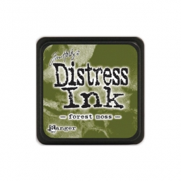 Encre Mini Distress FOREST MOSS