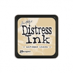 Encre Mini Distress ANTIQUE LINEN
