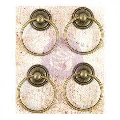Poignées anneaux VINCENNES METAL PULLS
