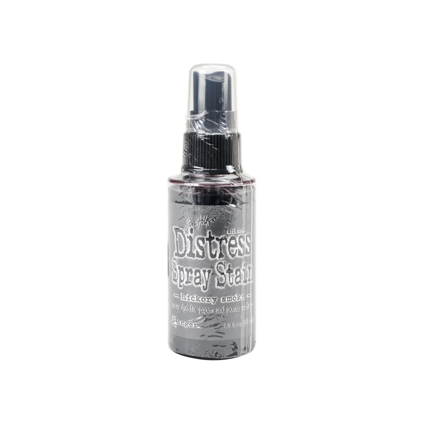 Encre en spray Distress Stain HICKORY SMOKE