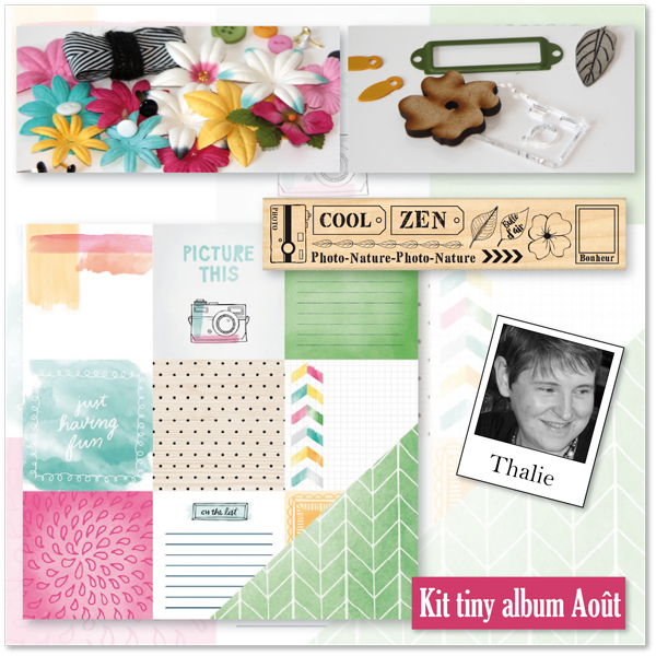 KIT TINY ALBUM AOÛT 2015