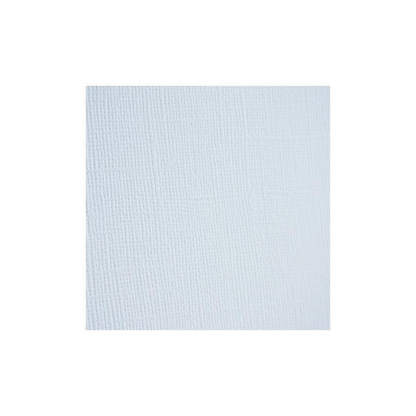 Parfait pour créer : Papier uni 25 feuilles WHITE par Bazzill Basics Paper. Livraison rapide et cadeau dans chaque commande.