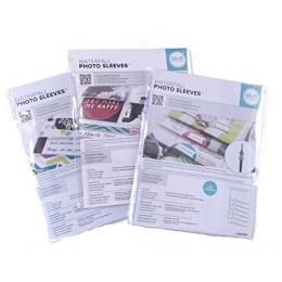 Pochettes en cascade 10 x 15 cm par We R Memory Keepers. Scrapbooking et loisirs créatifs. Livraison rapide et cadeau dans ch...
