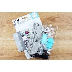 Parfait pour créer : Outil Photo Sleeve Fuse par We R Memory Keepers. Livraison rapide et cadeau dans chaque commande.