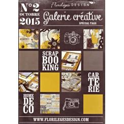 Parfait pour créer : Galerie Créative n°2 par Florilèges Design. Livraison rapide et cadeau dans chaque commande.