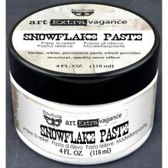 Pâte de texture SNOWFLAKE PAST FINNABAIR par Prima Marketing. Scrapbooking et loisirs créatifs. Livraison rapide et cadeau da...