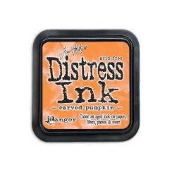 Encre Distress CARVED PUMPKIN par Ranger. Scrapbooking et loisirs créatifs. Livraison rapide et cadeau dans chaque commande.