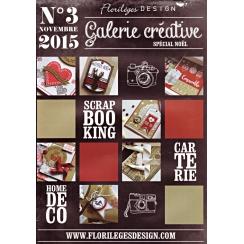 Parfait pour créer : Galerie Créative n°3 par Florilèges Design. Livraison rapide et cadeau dans chaque commande.