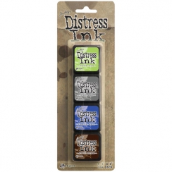 KIT 14    -DISTRESS MINI KITS