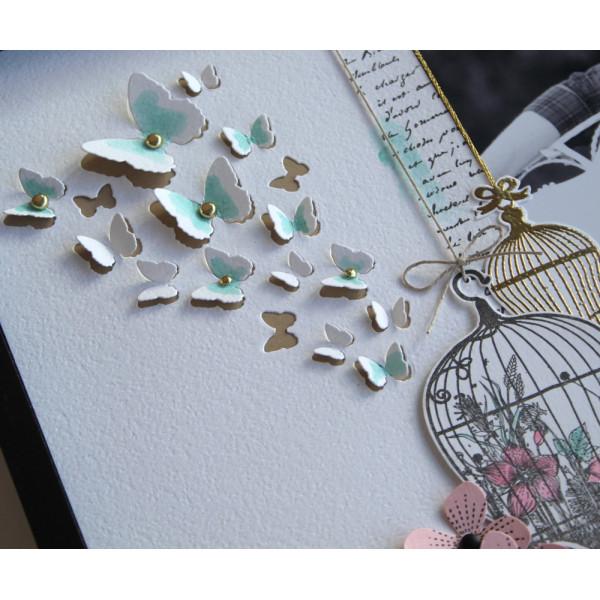 Envol de papillons for Outil de decoupe