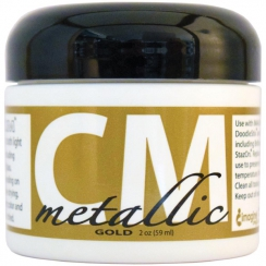 GOLD      -METALLIC PASTE