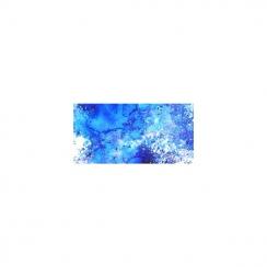 Aquarelle Brusho COBALT BLUE par Colourcraft. Scrapbooking et loisirs créatifs. Livraison rapide et cadeau dans chaque commande.