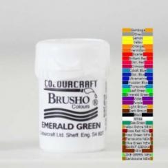 Aquarelle Brusho PURPLE par Colourcraft. Scrapbooking et loisirs créatifs. Livraison rapide et cadeau dans chaque commande.