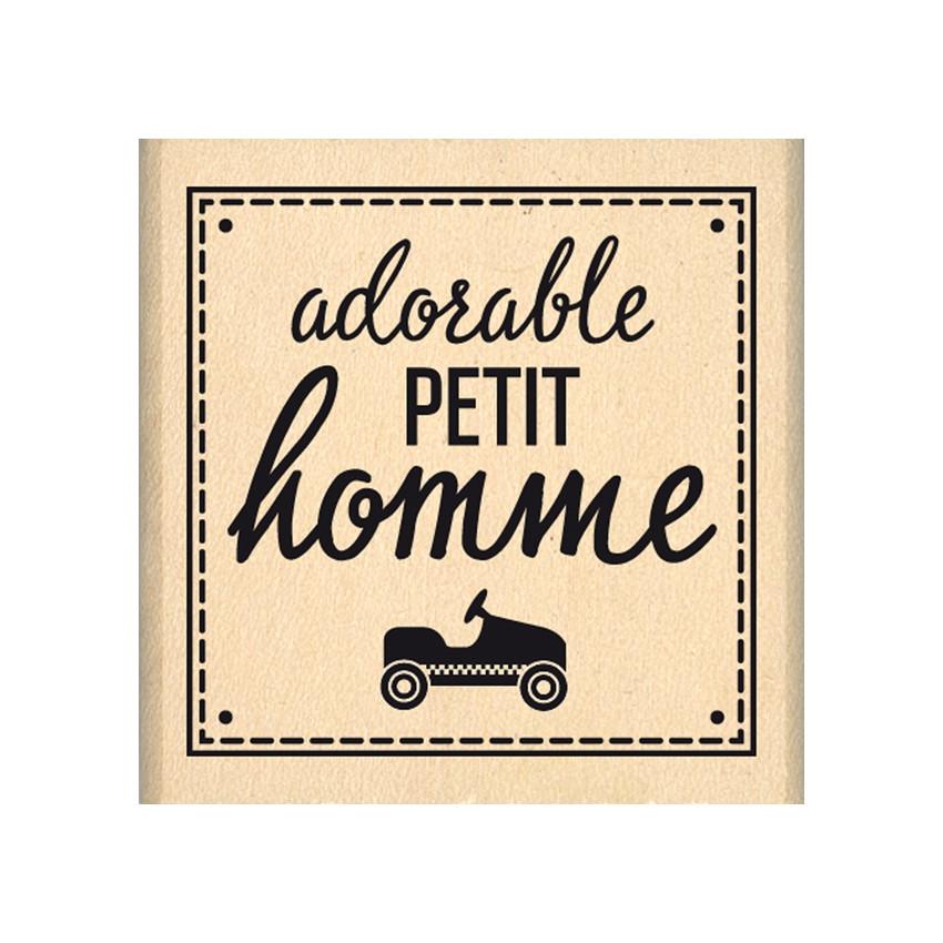 ADORABLE PETIT HOMME