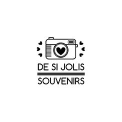 Tampon clear JOLIS SOUVENIRS