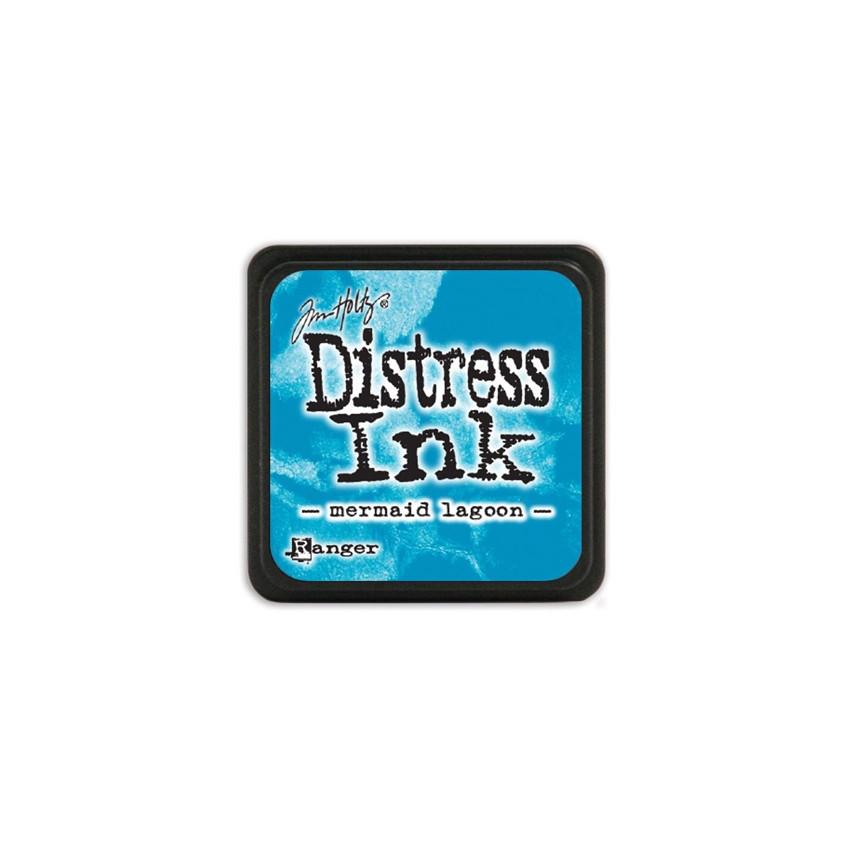 Encre Mini Distress MERMAID LAGOON par Ranger. Scrapbooking et loisirs créatifs. Livraison rapide et cadeau dans chaque comma...
