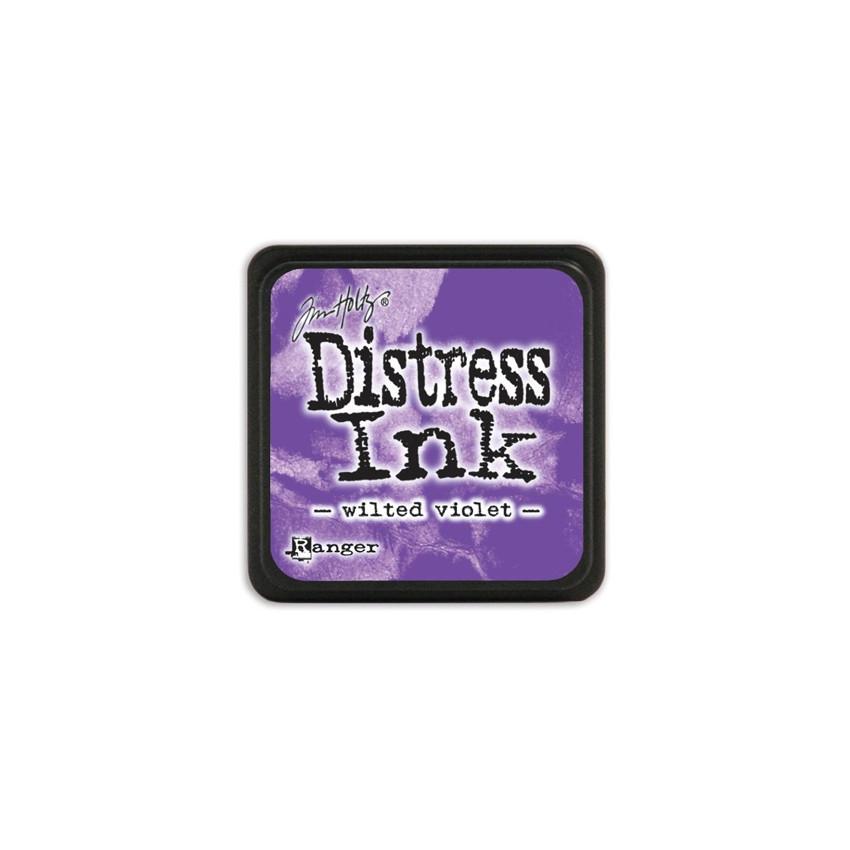 Encre Mini Distress WILTED VIOLET par Ranger. Scrapbooking et loisirs créatifs. Livraison rapide et cadeau dans chaque commande.