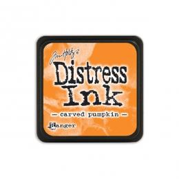 Encre Mini Distress CARVED PUMPKIN par Ranger. Scrapbooking et loisirs créatifs. Livraison rapide et cadeau dans chaque comma...